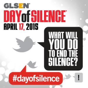 What will you do to end the silence?