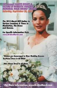 Brides March flyer