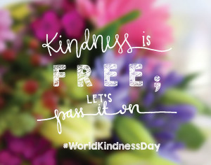 World Kindness Day, courtesy of RAK Foundation