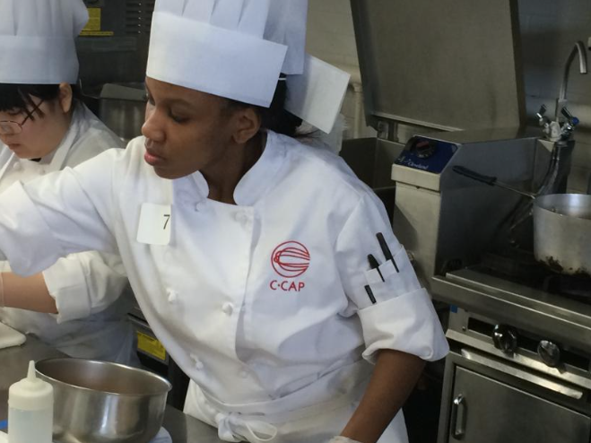 """Culinary Students Compete for """"America's Best High School Chef"""""""