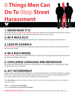 How To Stop Street Harassment
