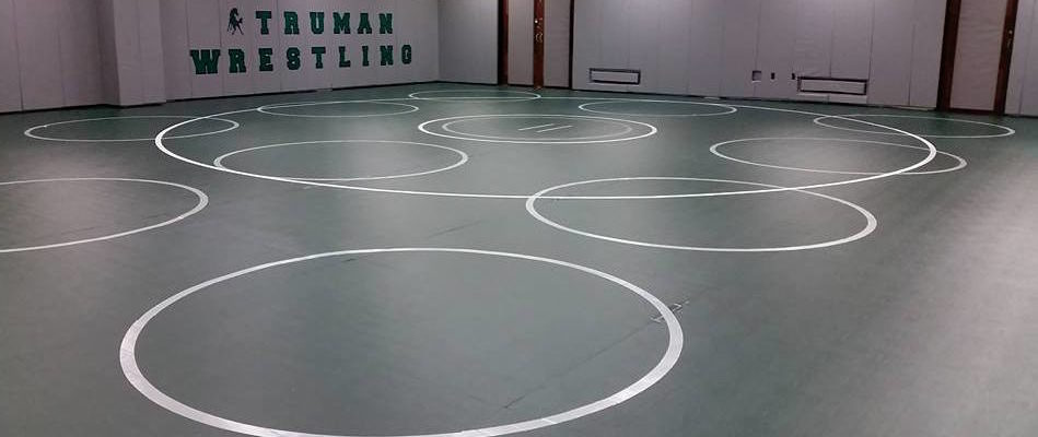 """Cook Honored As """"Coach Of The Year"""" As Soaring Team Gets Wresting Room Upgrades"""