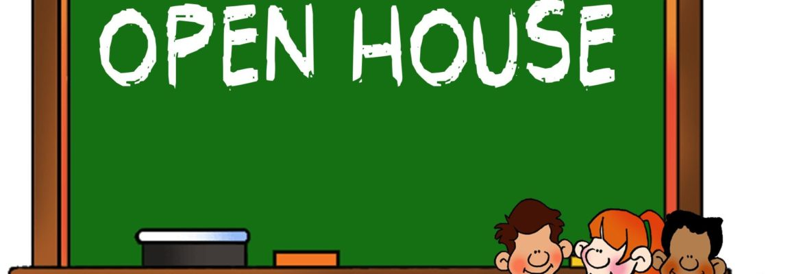 Eighth Grade Open House Dates Announced