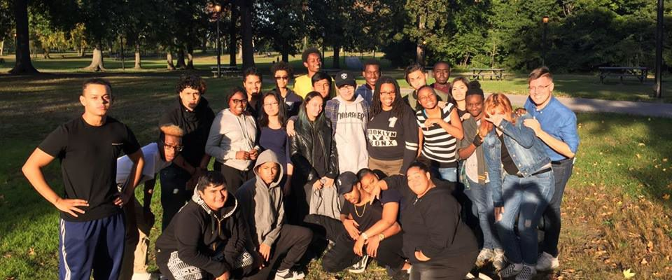 Media Students Host 2nd Annual Mixer Picnic