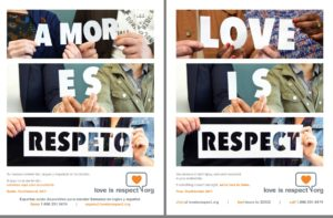 Love Is Respect/Amor Es Respeto