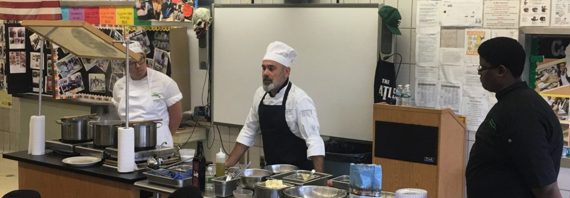 Culinary Students Host Florence University of the Arts