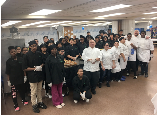 Culinary Students Attend CCAP Competition