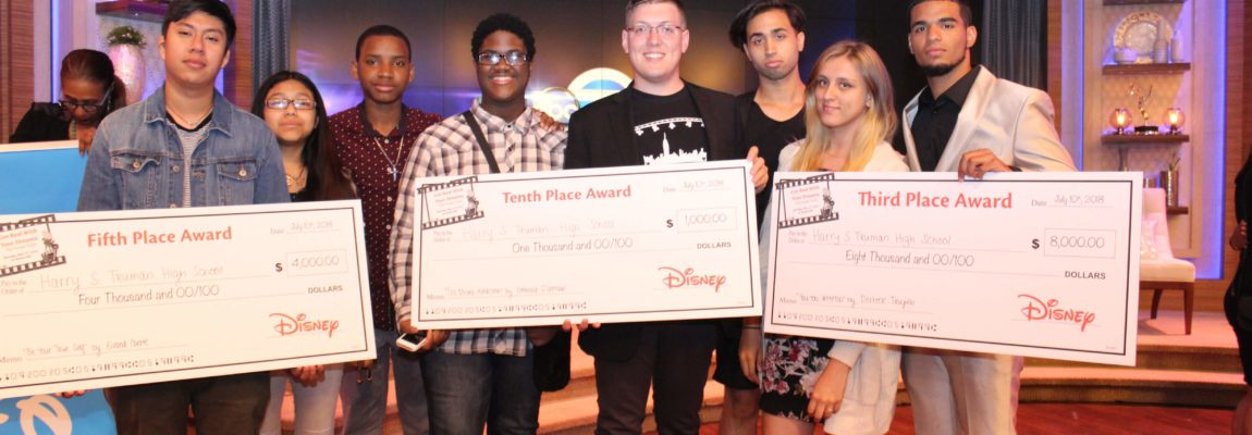Media Students Win $13k in Disney Scholarship Cash