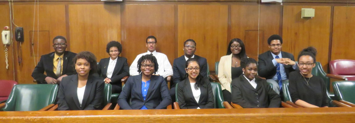 Law Team Achieves Record Mock Trial Season