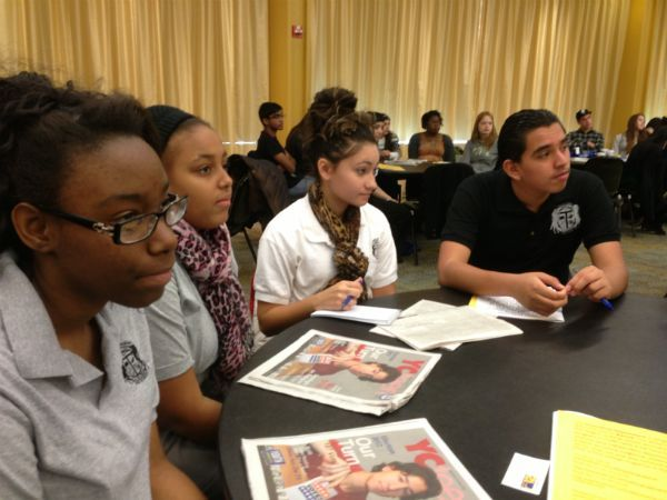 Students Attend Journalism Conference