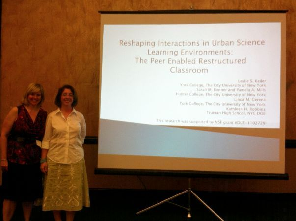 Ms. Robbins Presents Research in Puerto Rico