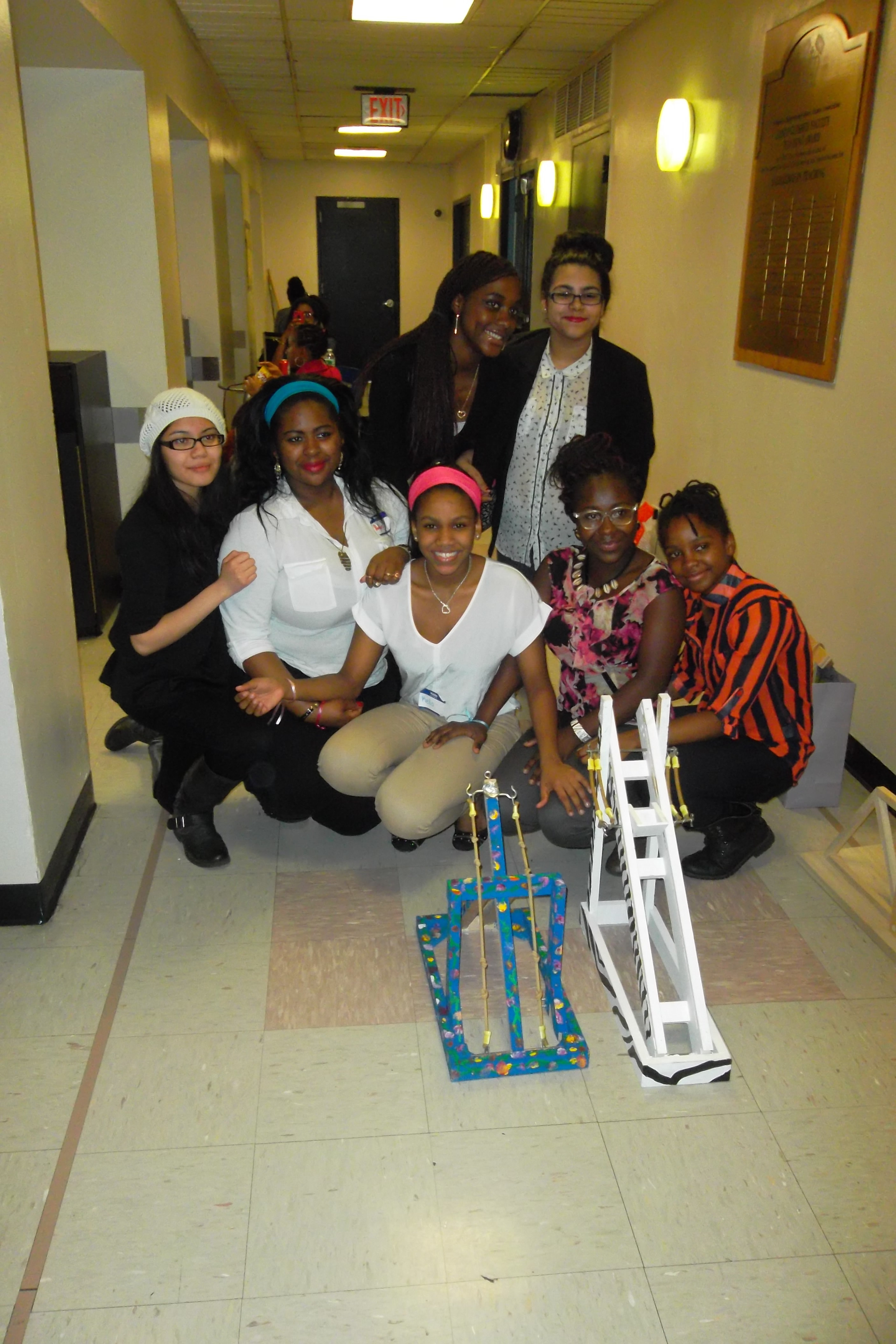 Harry S Truman Robotics Team 4773 At Nyc Frc Regional