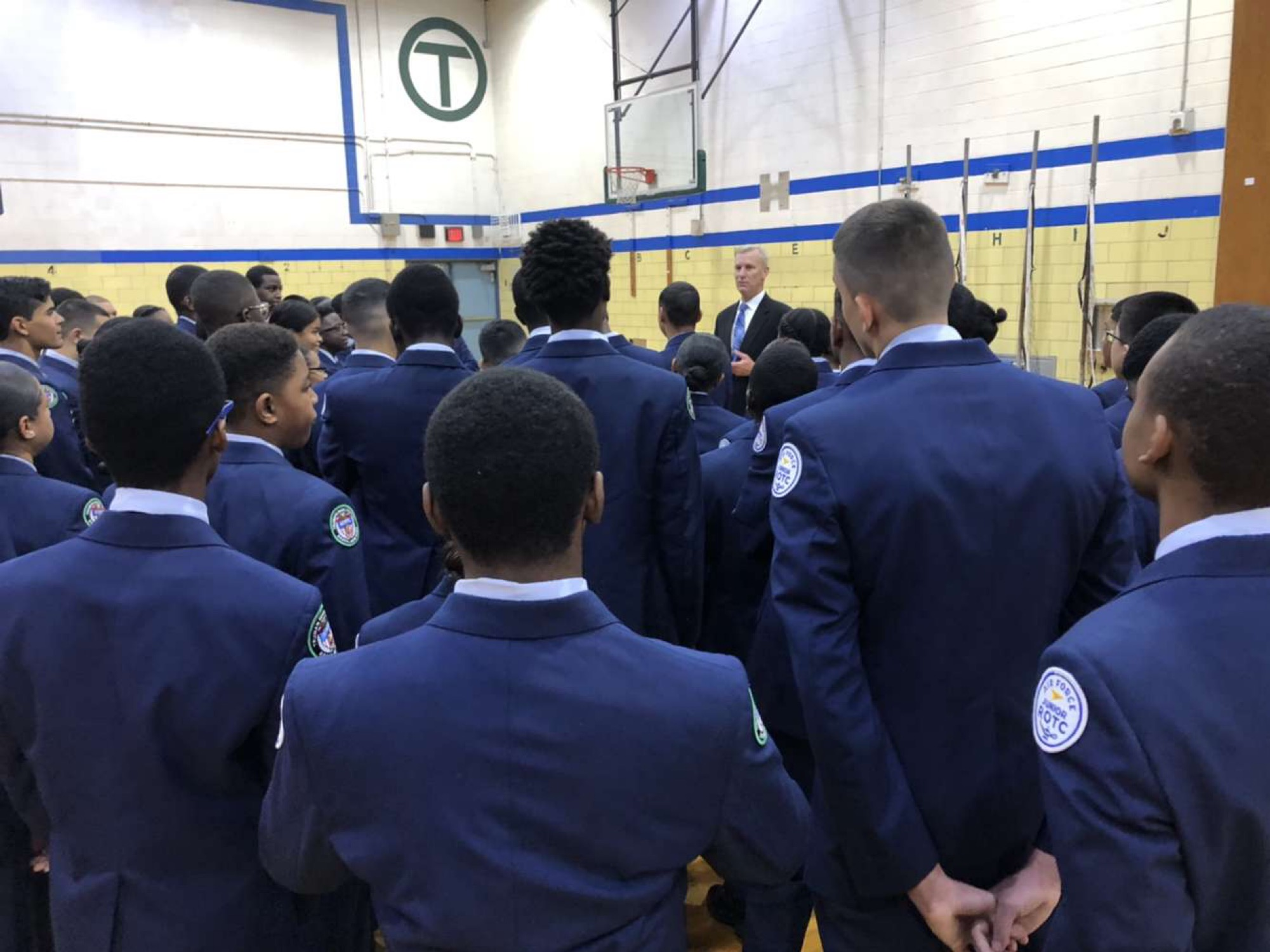 Air Force Jrotc Achieves Top Honors Harry S Truman High